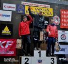 Podpora běžce Ondřeje Fejfara